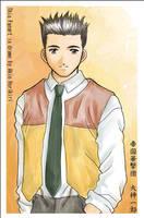 Sakura Taisen - Ichiro Ogami by Horikiri