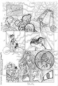 Sonic the Hedgehog #141: Page 9