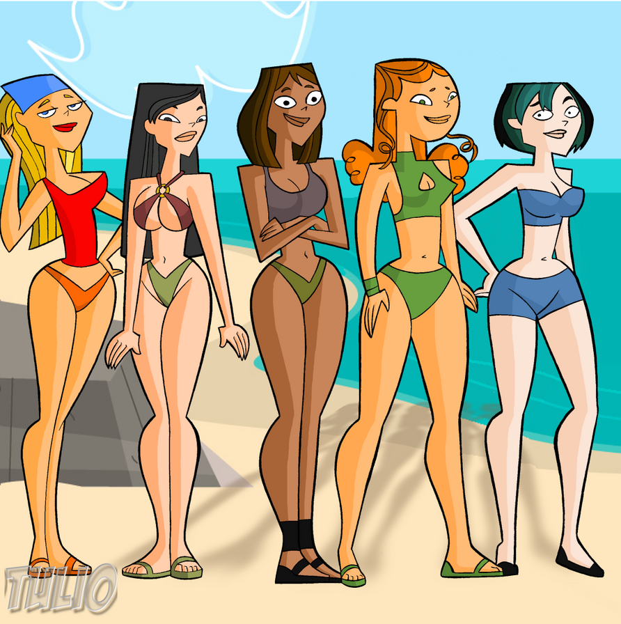 The babe total drama island girls hot sex with videos