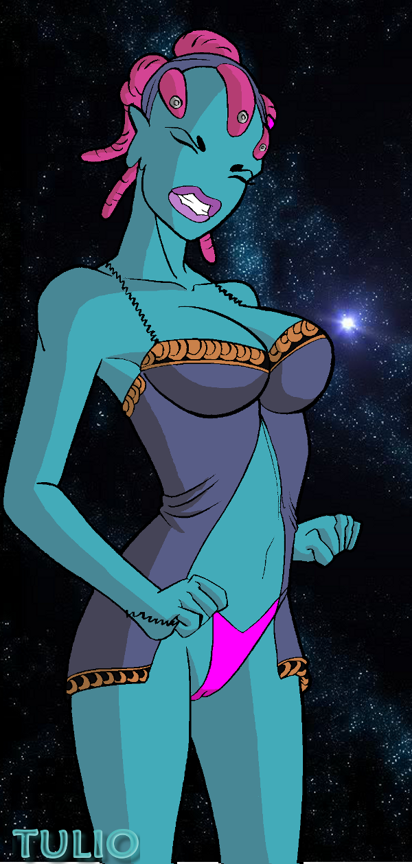 Alien girls xxx pic 27