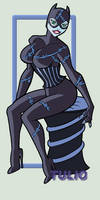 Catwoman 12 by TULIO19mx