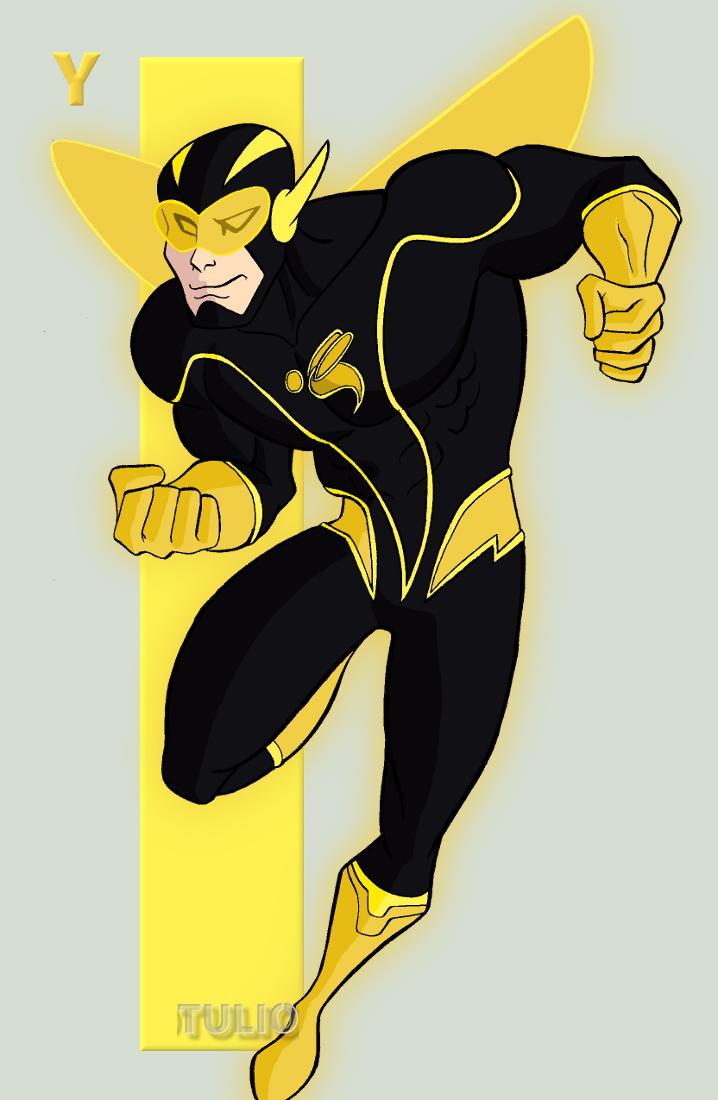 DSC Yellowjacket by TULIO19mx