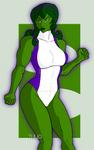 DSC She Hulk