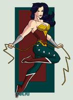 Wonder Woman XXIX by TULIO19mx