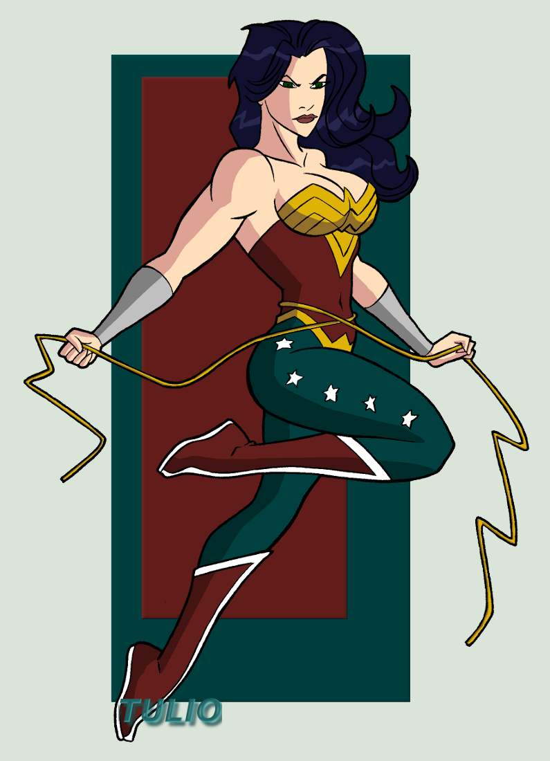 Wonder Woman XXIX by TULIO19mx