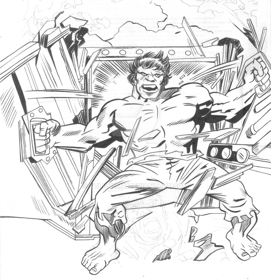 WSC Kirby Hulk by TULIO19mx