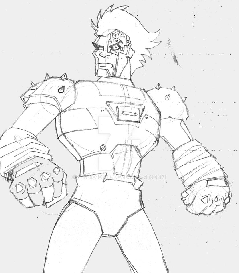 DSCCyborg by TULIO19mx