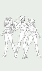 BBGirls by TULIO19mx