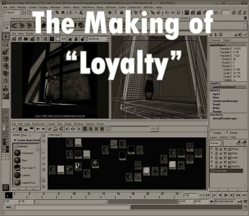 Video Tutorial - Loyalty by nickeatworld