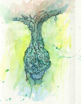 Rebirth Watercolor