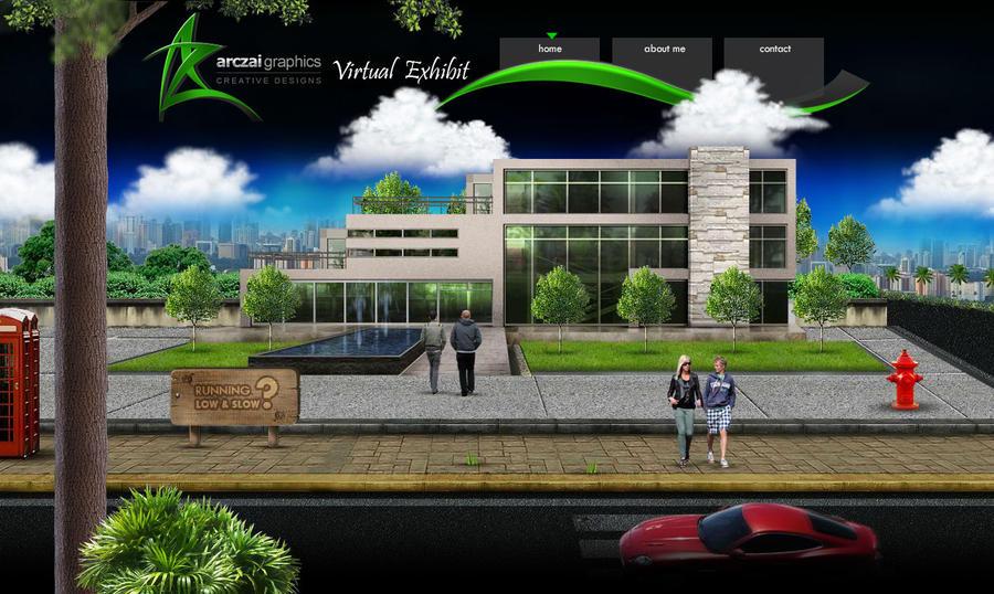 Arczai Graphics Virtual Exhibit by arczai