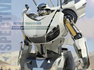 My First Autobot Transformer