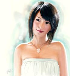 Hebe Tien by alicexz