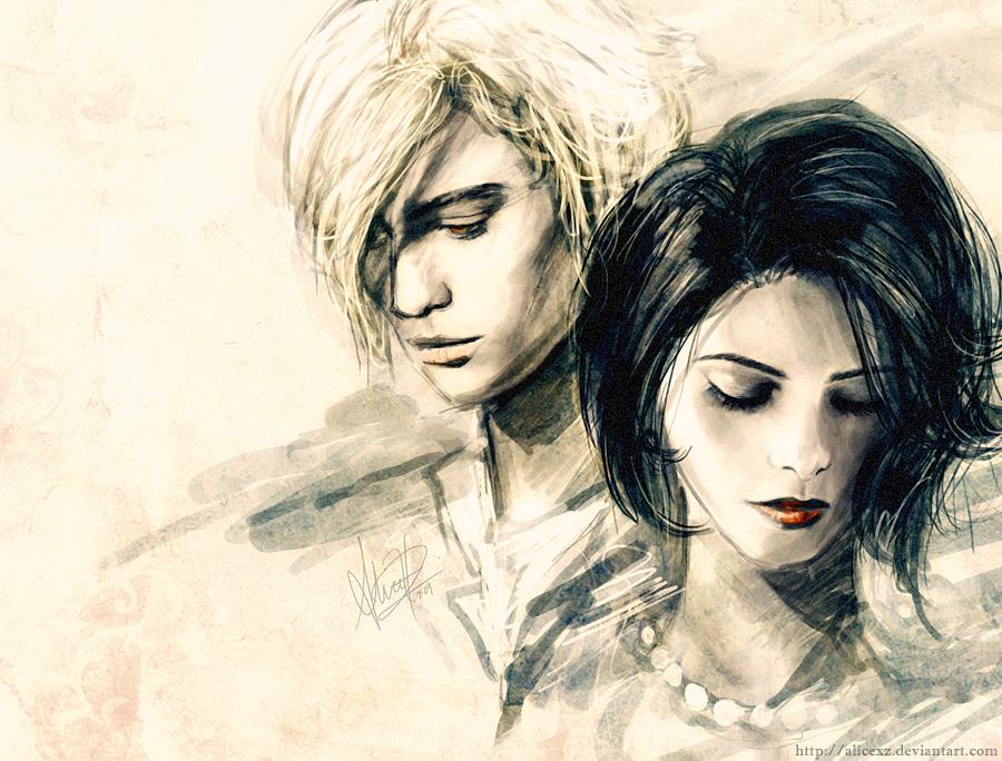 Jasper and Alice by alicexz