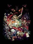 Alice in Zombieland by alicexz