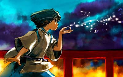 The Dragon Boy by alicexz