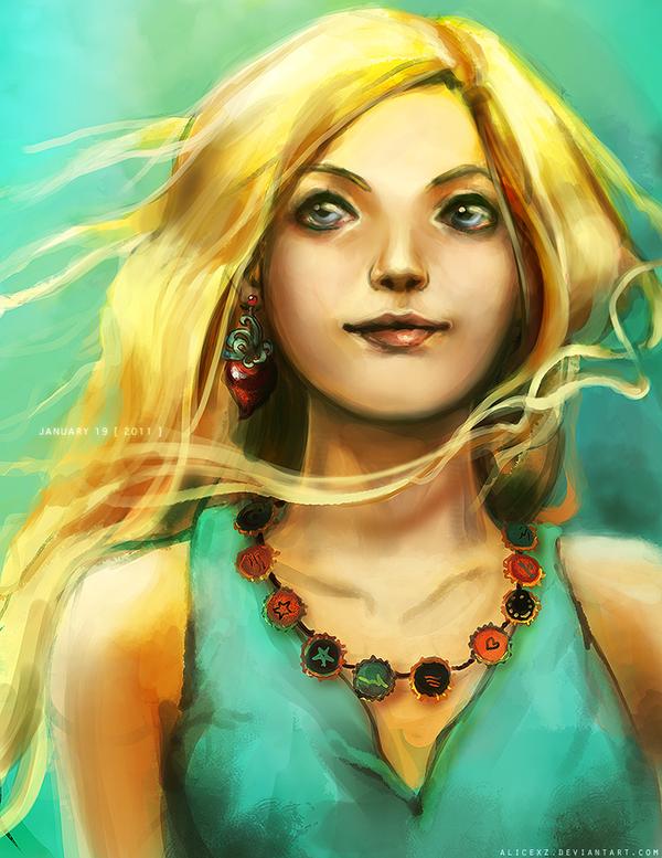 Luna by alicexz