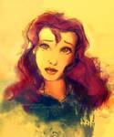 Belle doodle