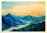 Watercolor Study I