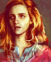 Hermione by alicexz