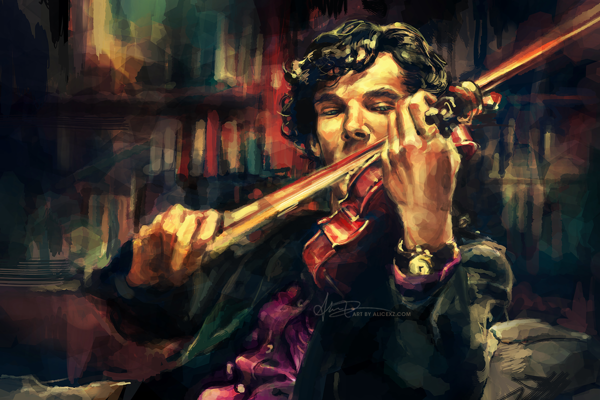 Virtuoso by alicexz