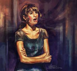 Rachel Berry by alicexz
