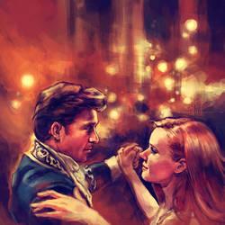 The Waltz by alicexz