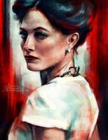 Irene Adler by alicexz