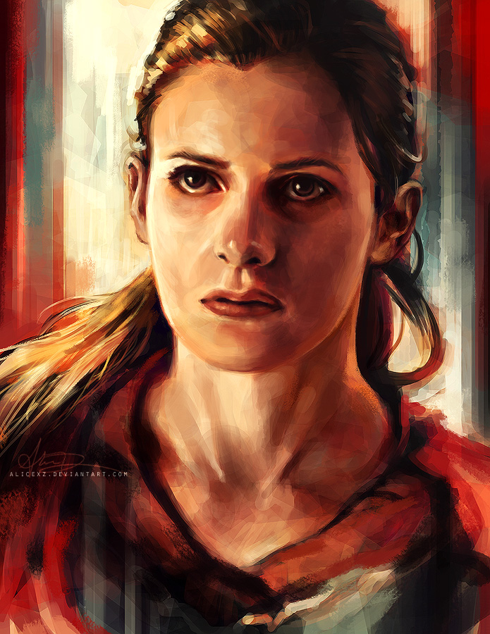 Molly Hooper by alicexz