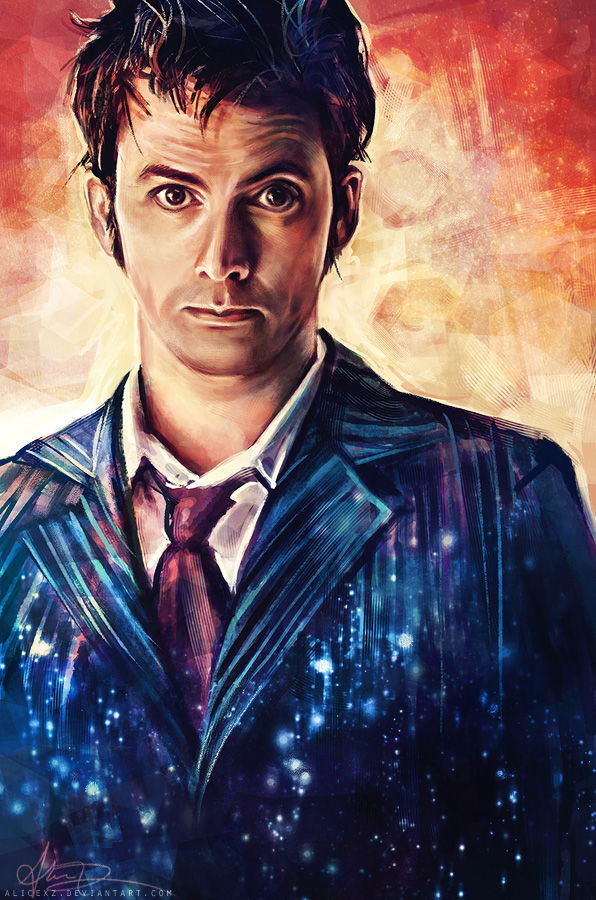 The Time Lord By Alicexz On DeviantArt
