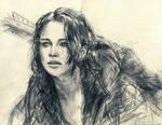 Katniss sketch