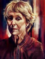 Mrs. Hudson by alicexz