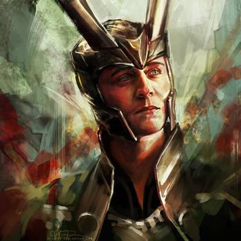 Loki, Prince of Asgard by alicexz