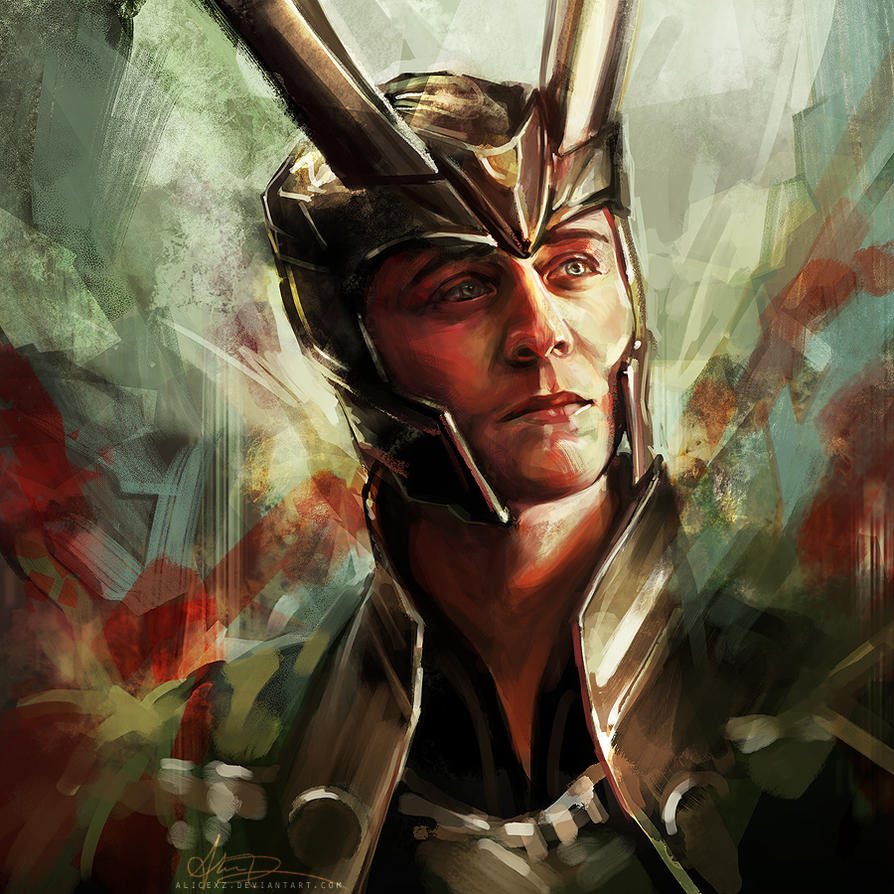 Loki, Prince of Asgard by alicexz