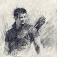 Hawkeye by alicexz