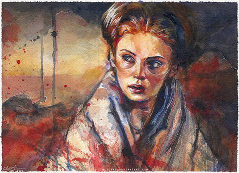 The Young Lady Stark