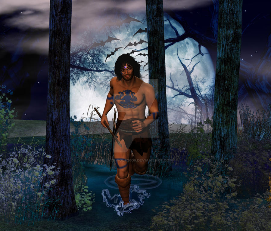 The Noble Savage by Silverwolf2006