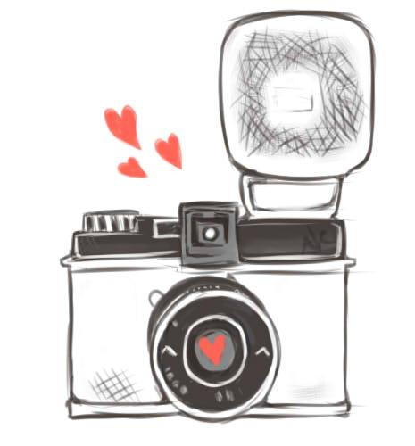 diana f+ camera doodlez by MirukuTea on DeviantArt
