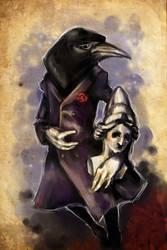Raven by MilkshakePunch