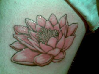 Lotus Flower by MilkshakePunch