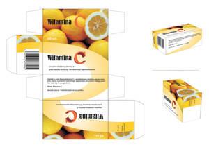 Vitamin C mdicine box