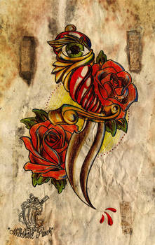 Dagger and Roses