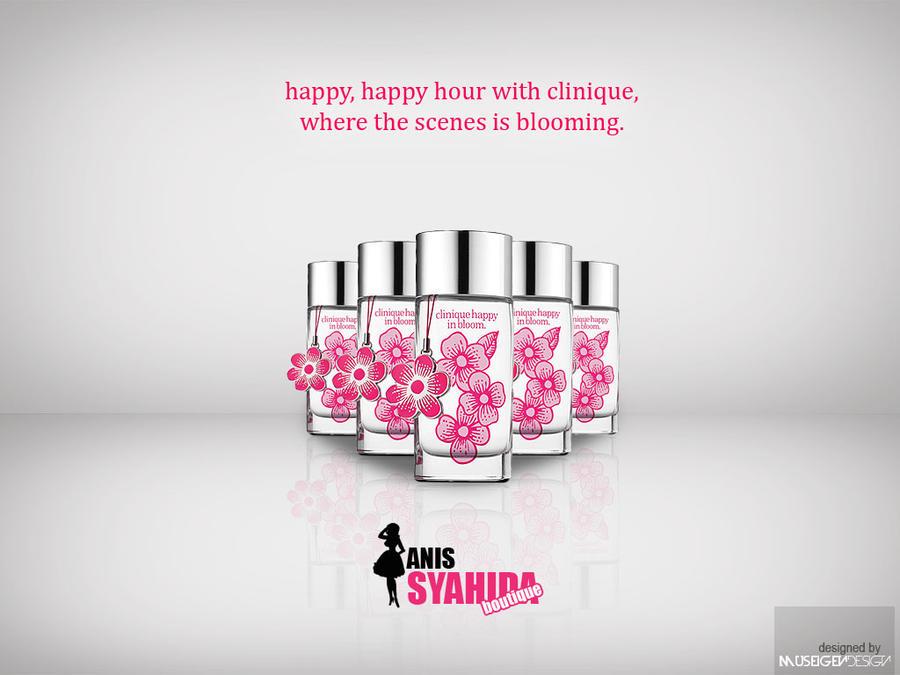 Perfumes & Cosmetics: 2012 perfume advertising in Lansing