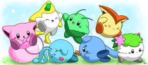 Legendary Kirbys