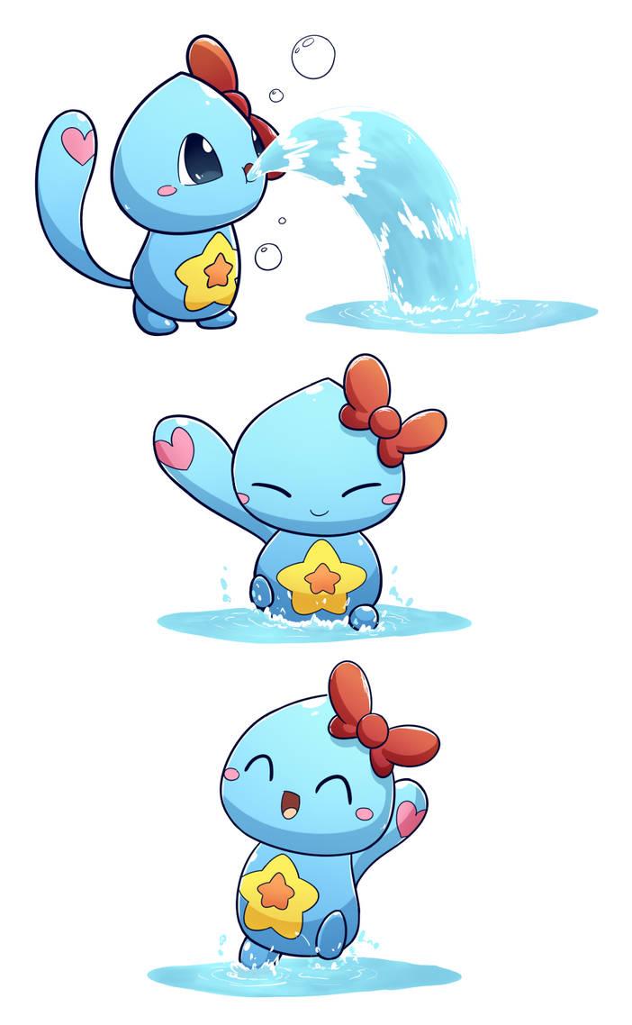 Splash by aquabluu