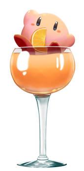 Orange Juice by aquabluu