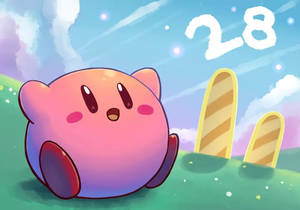 Kirby 28th Anniversary
