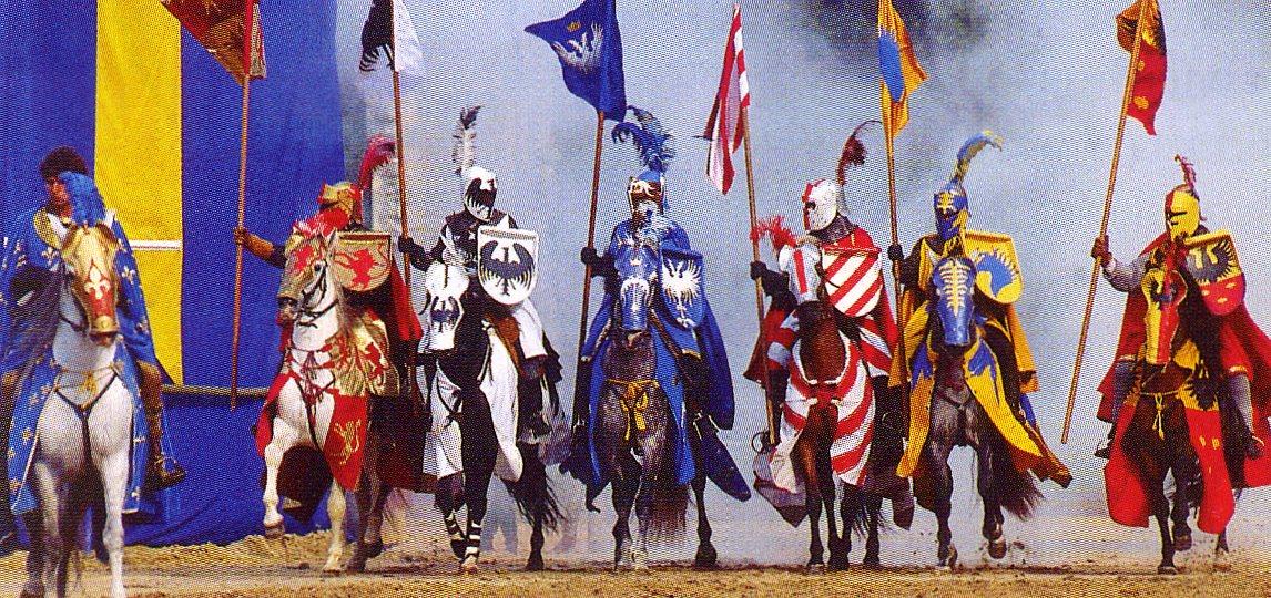 tournois de chevalier 1 by chavi-dragon