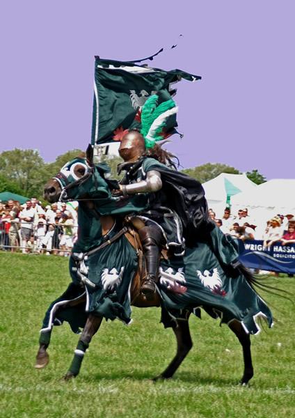 Green knight by chavi-dragon