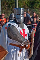 Templar Knight in armor by chavi-dragon